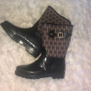 Michael Kors Rain Boots Size 8